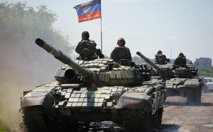 Донбасс на грани нового наступления нацистов