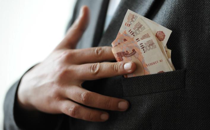 Взятки подорожали вслед за долларом