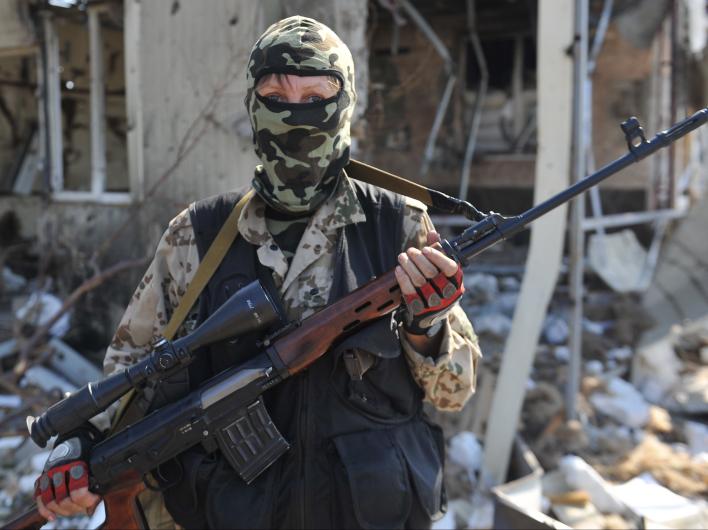 Насильно мобилизованные украинцы всё чаще переходят на сторону Новороссии