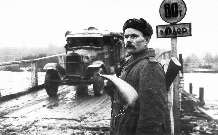 72-я годовщина Висло-Одерской операции