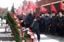 Возложение цветов и венков к могиле Л.И. Брежнева 19 декабря 2016 года