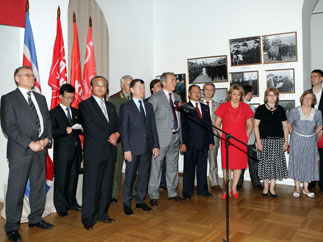 В Москве открылась российско-корейская выставка «История Дружбы»