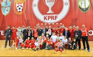 МФК КПРФ - чемпион России!