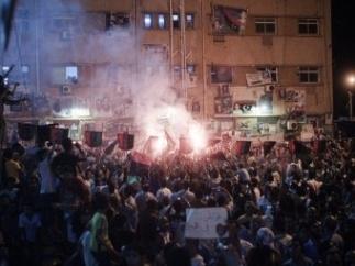 Ливия: виртуальный штурм
