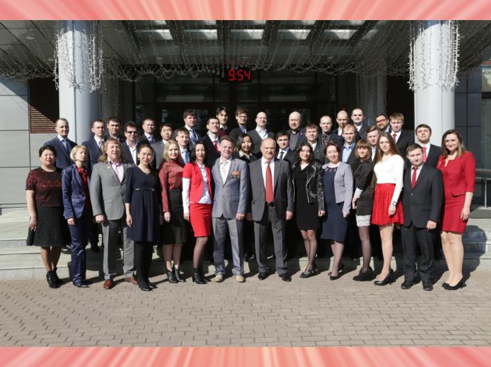Встреча  Г.А.Зюганова со слушателями Центра Политической учебы при ЦК КПРФ