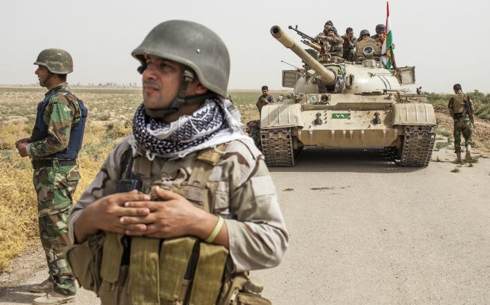 США взволновало сближение России с Ираком