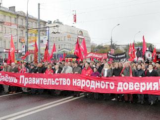 Мы наступаем, они пятятся. Ответ Геннадия Зюганова премьер-министру Владимиру Путину