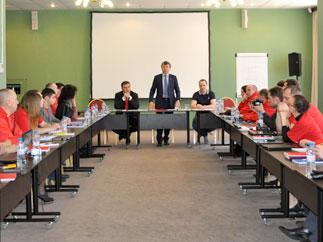 В Центре Политической учебы ЦК КПРФ стартовало обучение нового потока слушателей