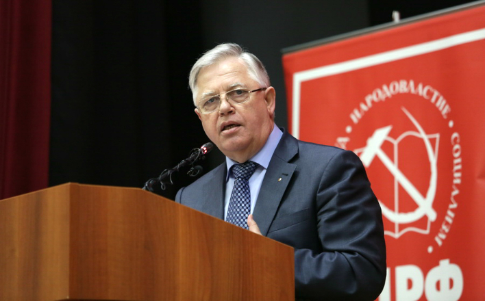 П.Н.Симоненко: Отстоим дружбу и сотрудничество народов-братьев