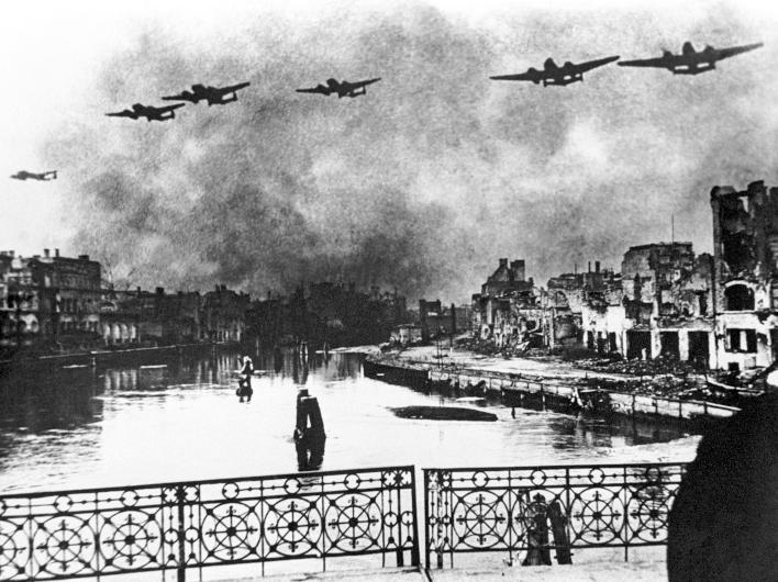 70-летие взятия Кёнигсберга (02.04.1945-09.04.1945 г.)