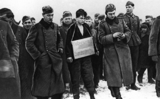 Советская героиня в чуждое время