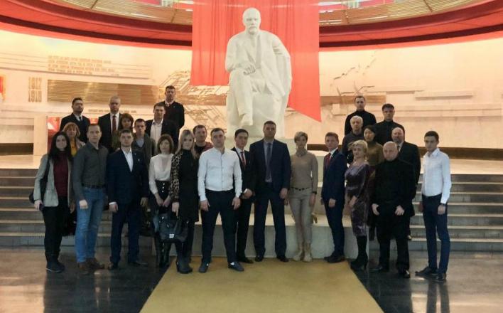 В ЦПУ ЦК КПРФ продолжается обучение партийных организаторов