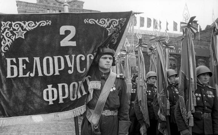 72-я годовщина освобождения Минска и день Независимости Белоруссии