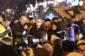 КПРФ собрала москвичей на протест против платных парковок (15.12.2015)