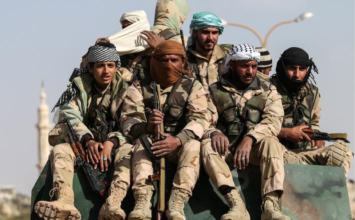 Обстановка в Сирии накаляется
