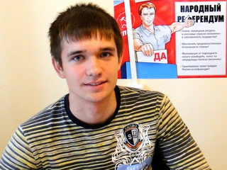 Участник борьбы против ЕГЭ Илья Сидоренко показал результат в 100% на госэкзамене по русскому языку