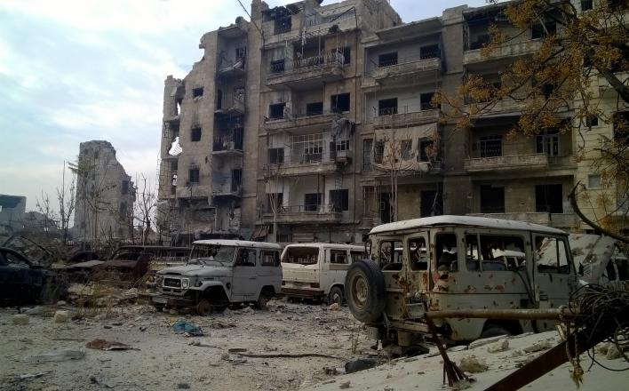 Сирийский фронт. Перспективы.