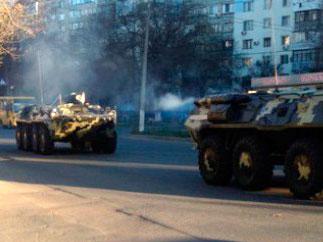 На украинских фронтах