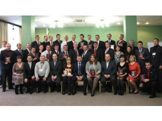 Д.Г. Новиков вручил дипломы выпускникам Центра политической учебы
