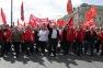 Первомайская демонстрация в Москве (01.05.16)