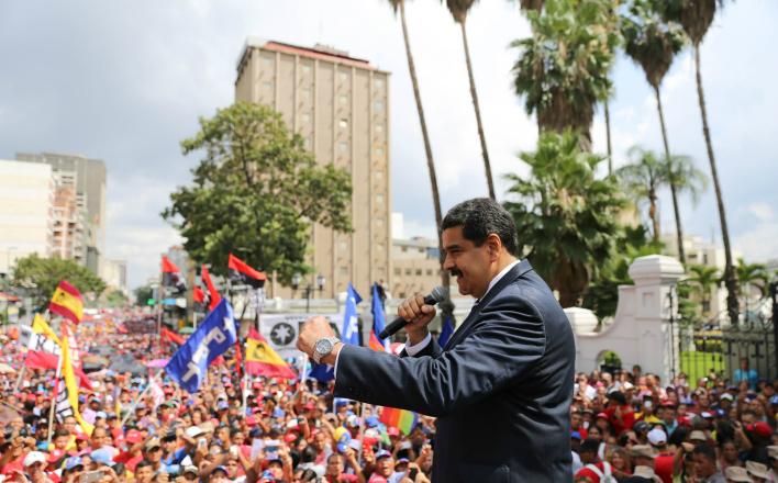 ЦРУ-шники «нацелились» на Венесуэлу