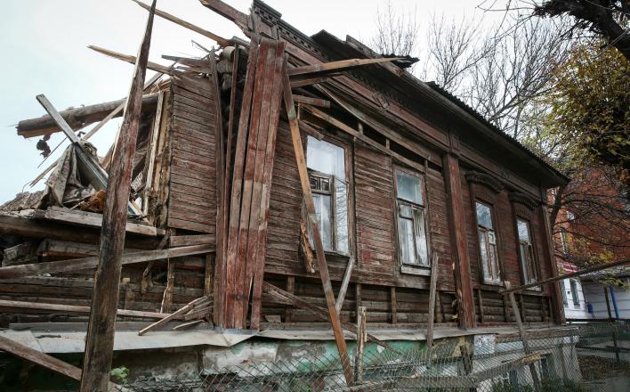 Г.А. Зюганов: Объем аварийного и ветхого жилья увеличивается в разы, а финансирование продолжает сокращаться!