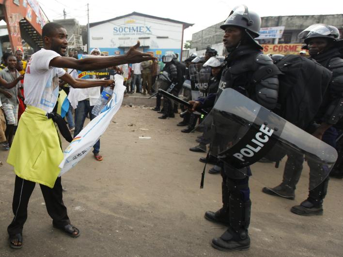 """В Конго арестованы американские организаторы """"цветных революций"""""""