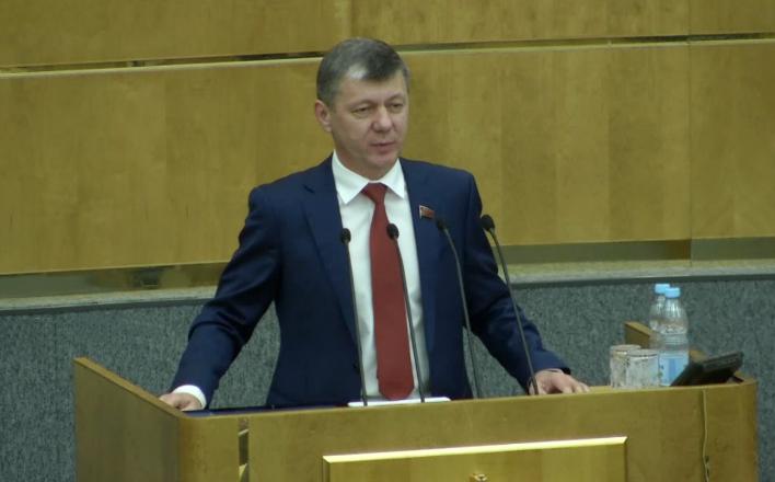 Д.Г. Новиков: «Зёрна новой политики обязательно прорастут»