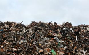 Московский мусор наступает