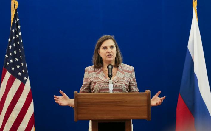 Нуланд втягивает США в новые конфликты из-за бизнес-интересов