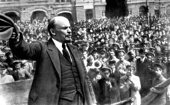 """В.Я. Гросул: """"В.И. Ленин как стратег и геополитик"""""""