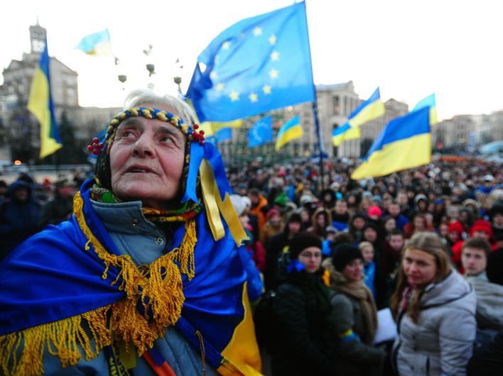 Россия под прицелом «цветных» революций