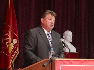 «Об инициативах партии по обеспечению продовольственной и экологической безопасности России»