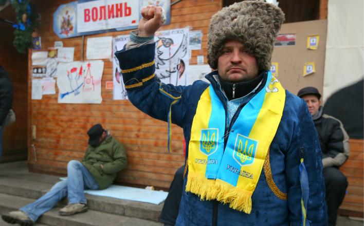 На пороге Великой Украинской революции
