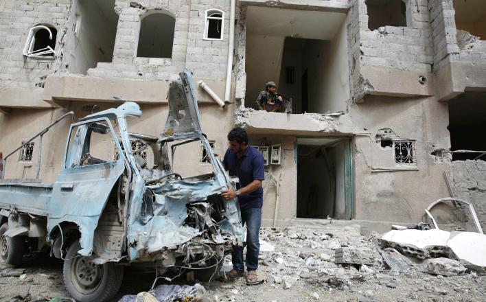 Далёкая война в Йемене