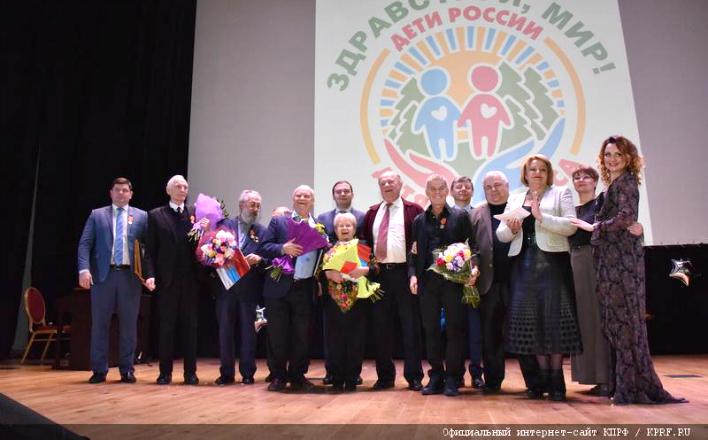 Г.А. Зюганов: Все мы с вами дети Победы