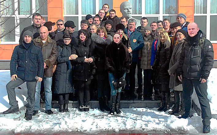 Совхоз имени Ленина - живая легенда с советскими традициями
