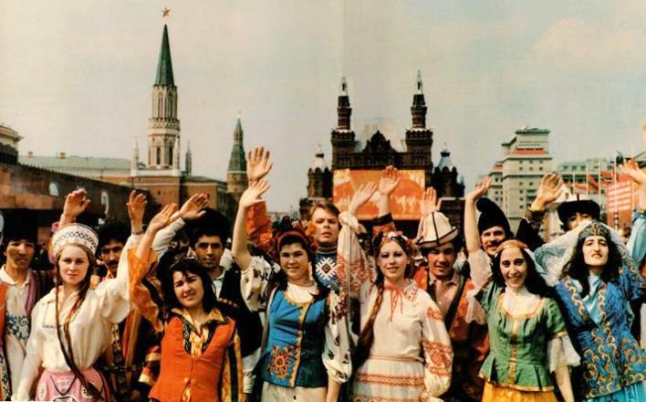 «Русская культура и советский патриотизм – важнейшие факторы единения народов на пространстве СССР»