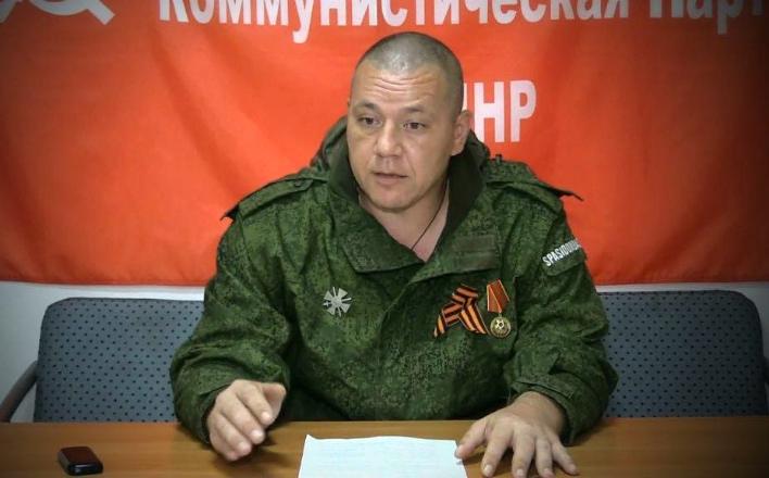 В Донецке ранен коммунист Игорь Хакимзянов