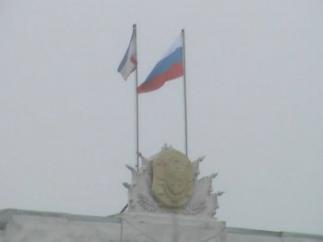 Здания парламента и правительства Крыма взяли под контроль отряды русской самообороны