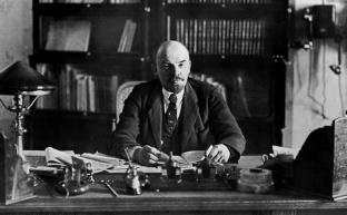 Ленин: Россия – более свободомыслящая страна, чем Англия и Франция