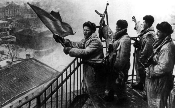 Снятие блокады Ленинграда, освобождение Новгорода