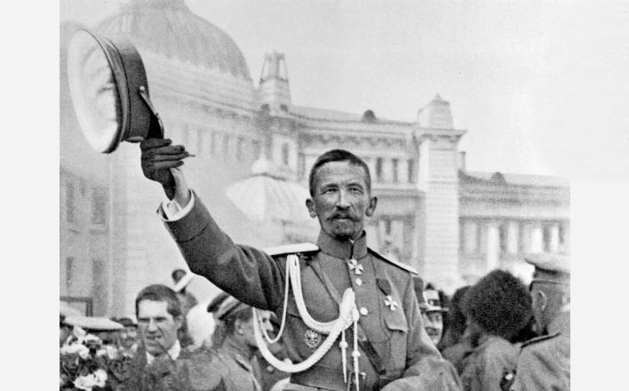 От Московского Совещания к корниловскому мятежу