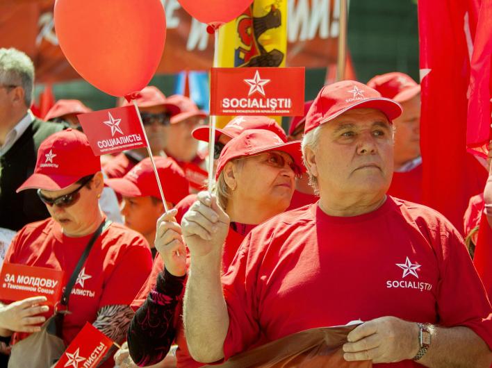"""У молдавских """"левых"""" большие шансы на победу"""