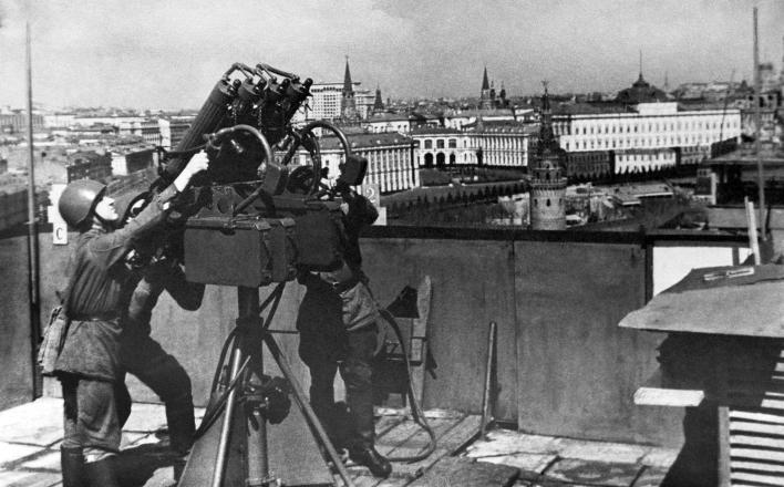 75-я годовщина контрнаступления под Москвой