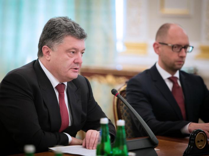 На посту президента Порошенко увеличил свои доходы в семь раз