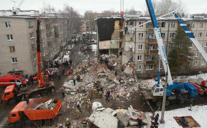 Плоды реформы ЖКХ в Ярославле