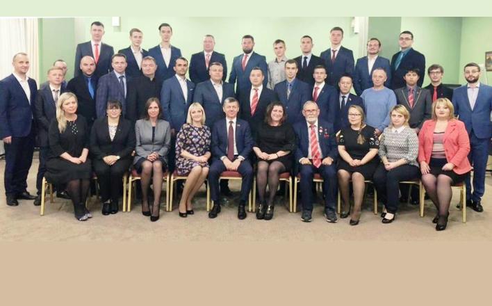 Д.Г. Новиков открыл обучение 29 потока в Центре политической учебы ЦК КПРФ