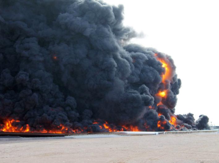 Ливии угрожает полномасштабная война
