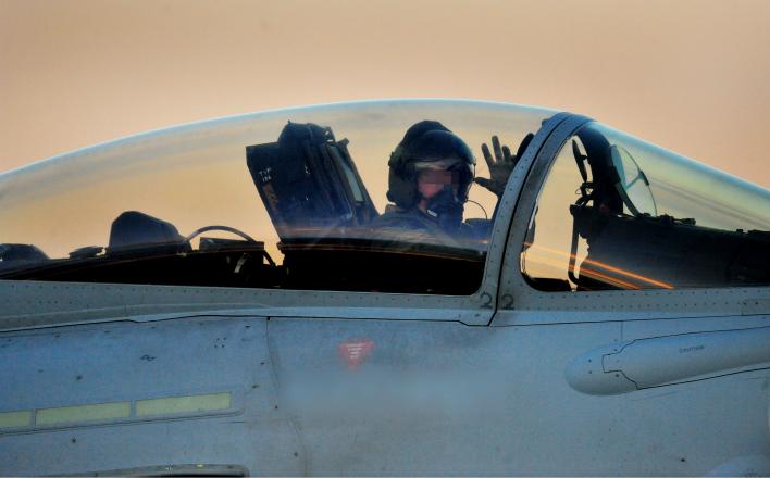 Коалиция США нанесла авиаудар по сирийским войскам
